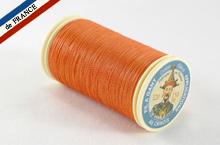 【オートクチュール刺繍糸】フィラガン オレンジ (#390)